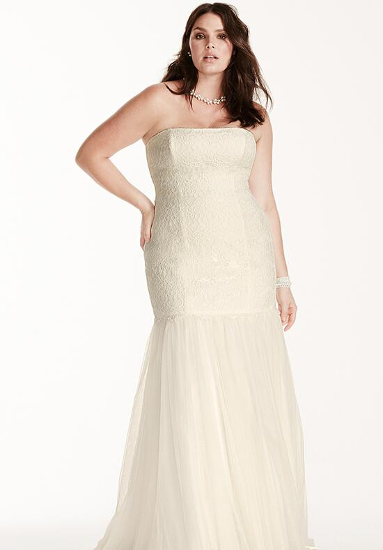 David's Bridal Galina Style 9KP3765 Wedding Dress photo