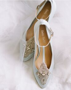 Bella Belle ANNALISE BLUE Blue Shoe