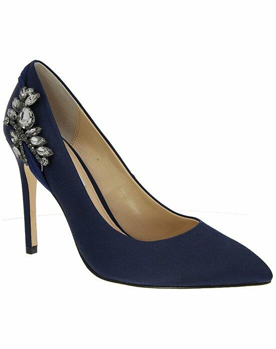 Nina Bridal Rhonae_Navy Wedding Shoes photo