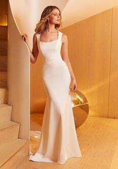 The Other White Dress Ciara Sheath Wedding Dress