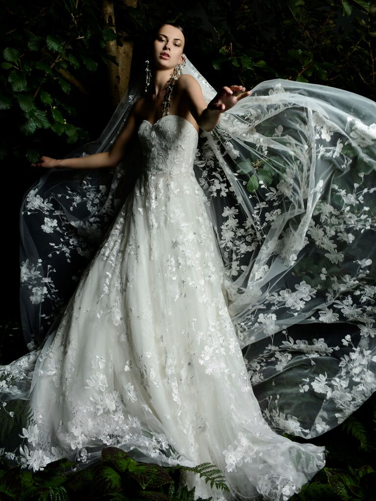 Naeem Khan Bridal Oneida