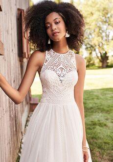 Lillian West 66189 A-Line Wedding Dress