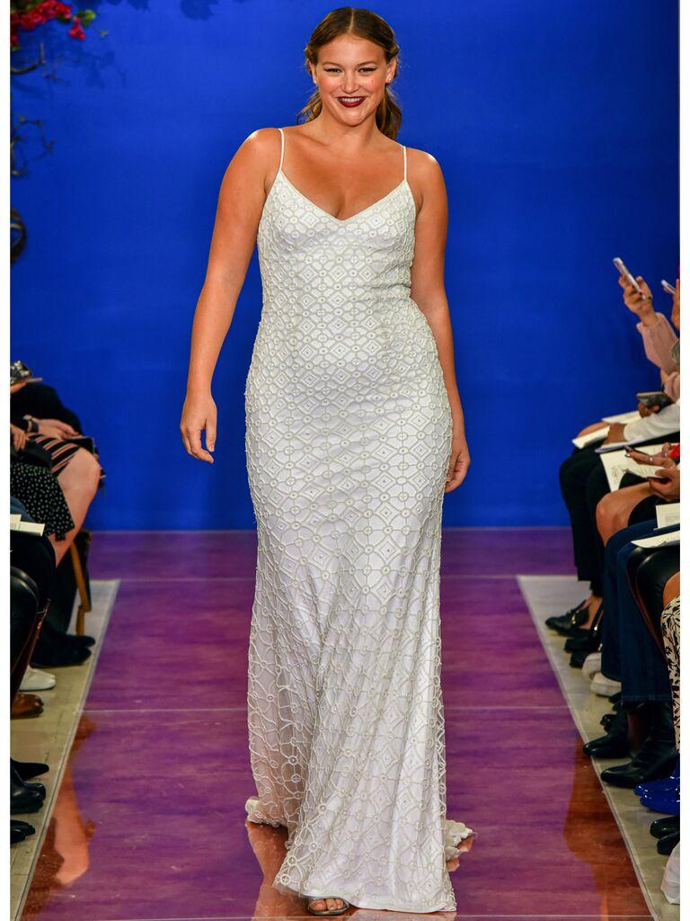 theia wedding dress slip gown