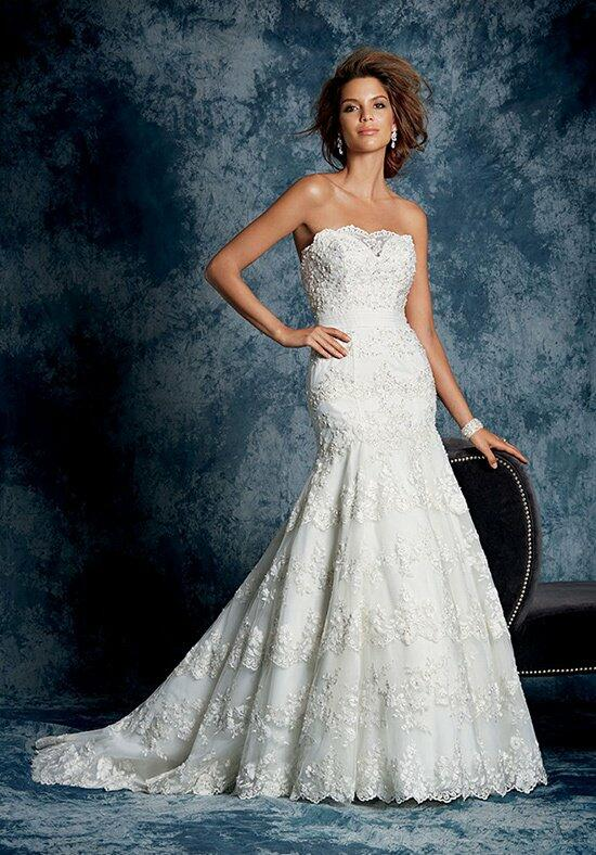 Sapphire by Alfred Angelo 896 Wedding Dress photo