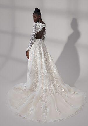 Justin Alexander Signature Higgins A-Line Wedding Dress