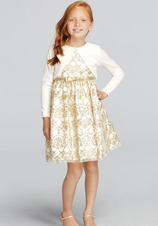 David's Bridal Juniors 5152191 Flower Girl Dress photo