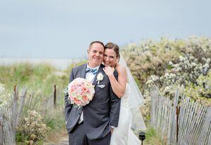 Nautical Seaside Wedding at Ocean Edge
