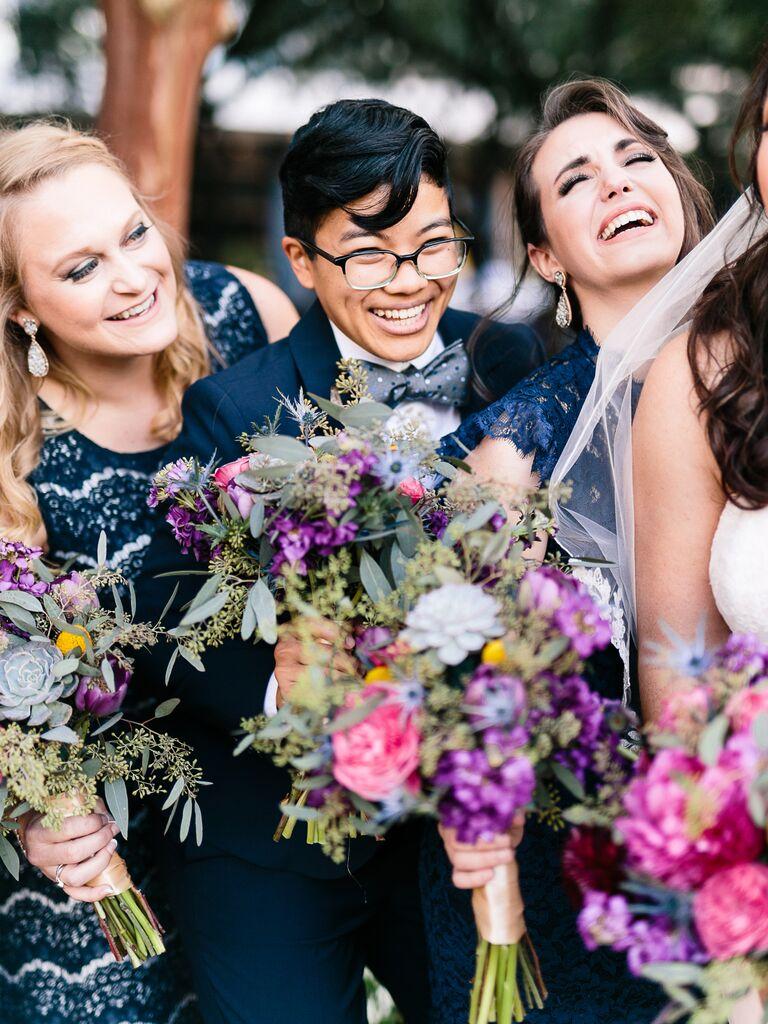 Wedding Guest Hairstyles Sweeping Bangs
