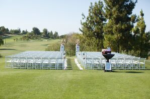 Ceremony at Aliso Viejo Country Club