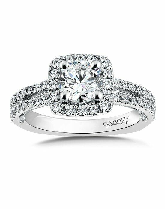 Caro 74 CR733W Engagement Ring photo