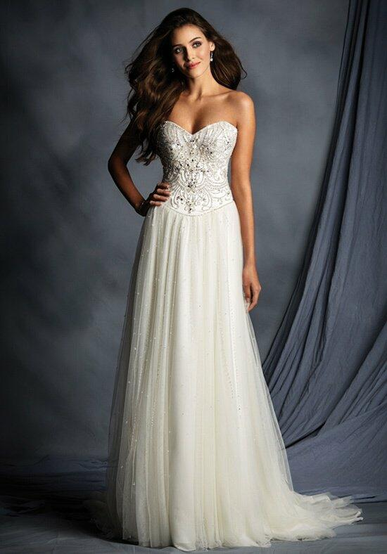The Alfred Angelo Collection 2499 Wedding Dress photo