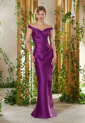MGNY 71909 Champagne,Purple,Pink Mother Of The Bride Dress