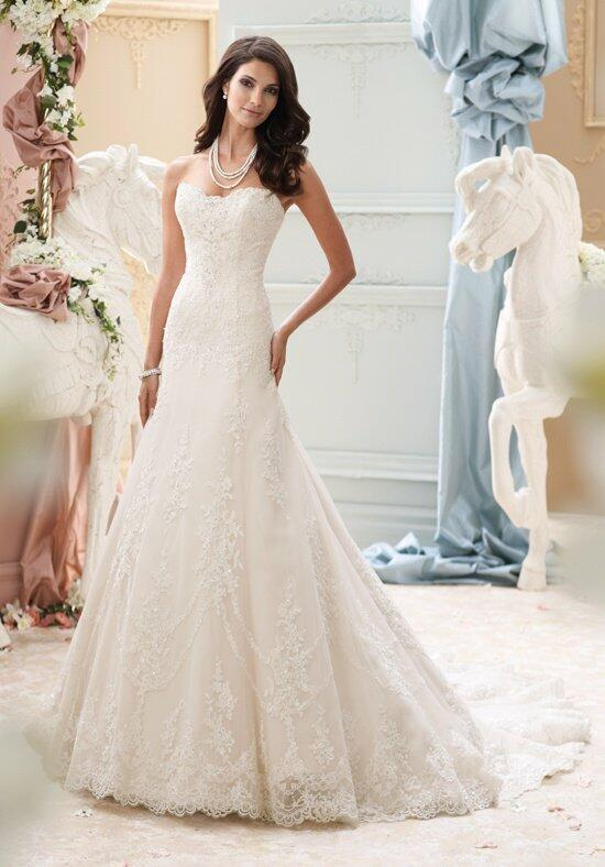 David Tutera for Mon Cheri 115245 Indiana Wedding Dress photo