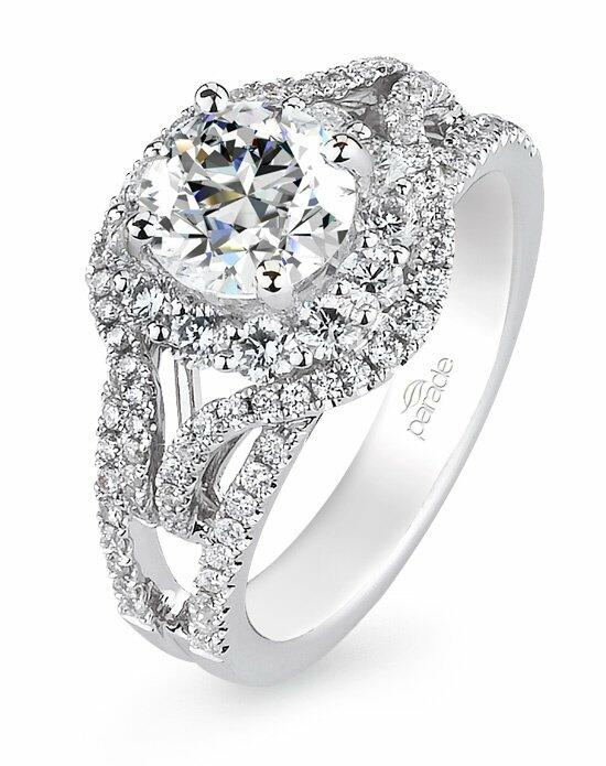 Parade Design Style R2991-R1 from the Hemera Collection Engagement Ring photo