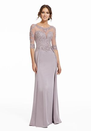 MGNY 72023 Blue,Purple Mother Of The Bride Dress