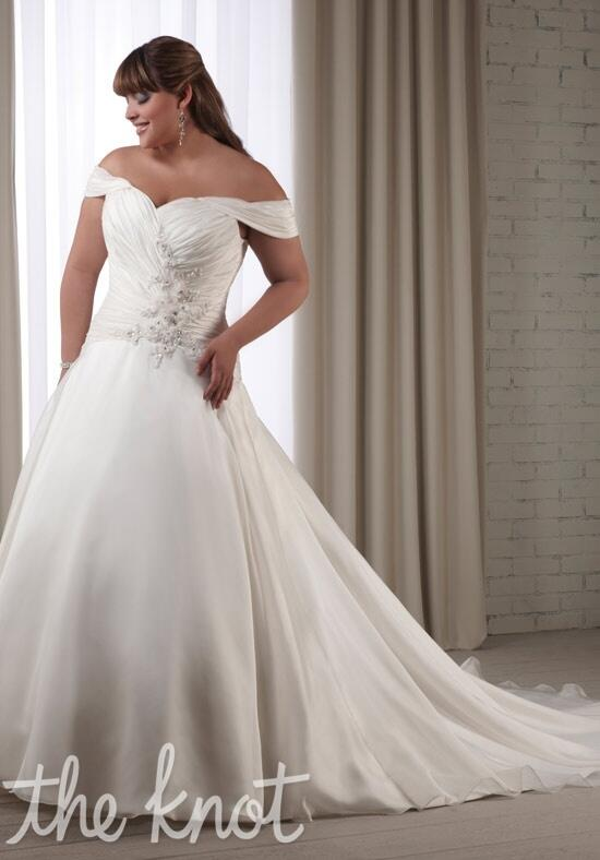 Unforgettable by Bonny Bridal 1208 Wedding Dress photo