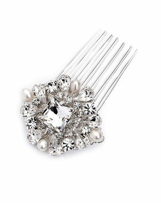 USABride Georgina Pearl & Crystal Comb TC-2254 Wedding Pins, Combs + Clips photo