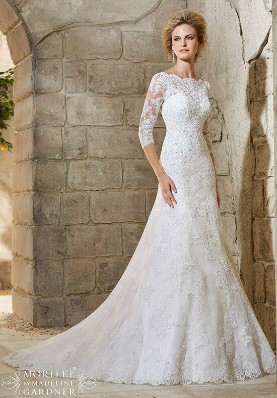 Mori Lee by Madeline Gardner 2776 Wedding Dress photo