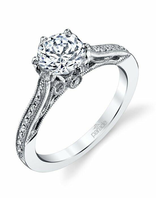 Parade Design Style R3557 from the Hera Collection Engagement Ring photo