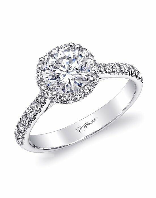 Coast Diamond Charisma Collection - LC5218 Engagement Ring photo