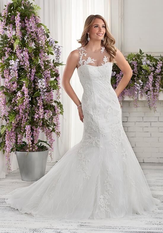 Unforgettable by Bonny Bridal 1615 Wedding Dress photo