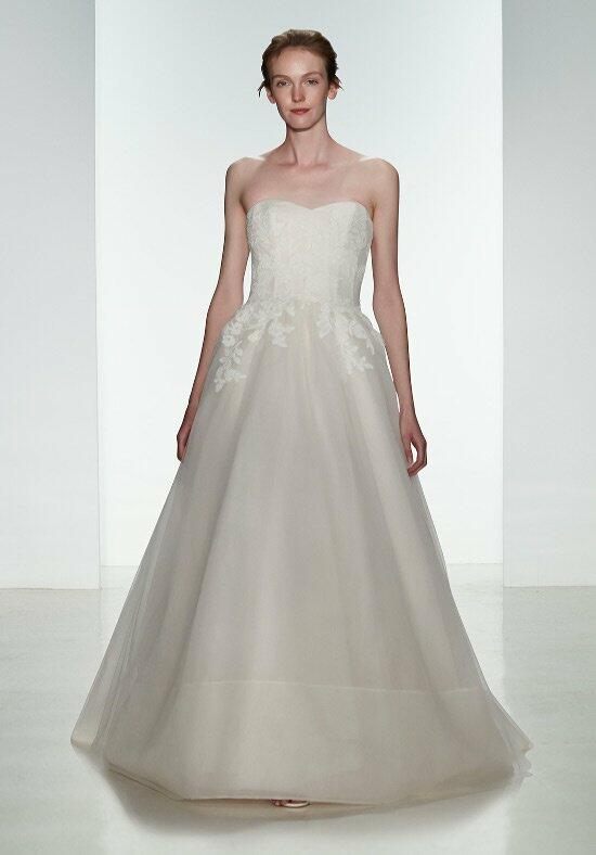 Amsale M646/ Amal Wedding Dress photo