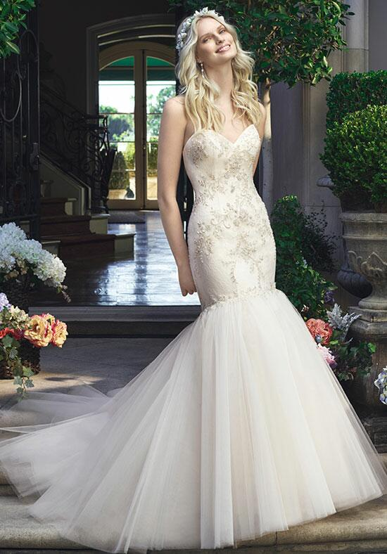 Casablanca Bridal 2219 Wedding Dress photo