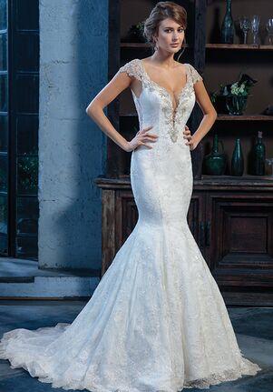 Amaré Couture C130 Estelle Mermaid Wedding Dress
