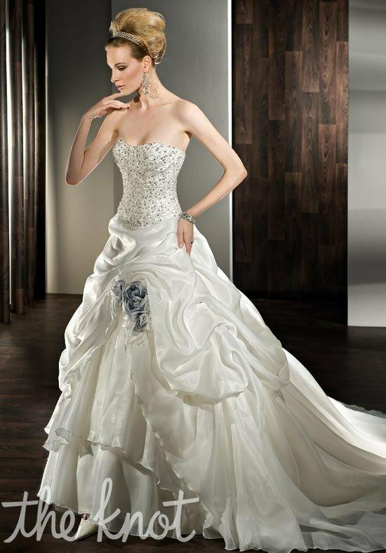 Demetrios 2847 Wedding Dress photo