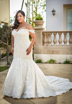 Jasmine Couture T222058N Mermaid Wedding Dress