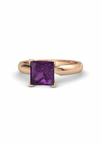 gemvara customized engagement rings princess cut ara