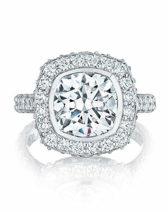 Tacori HT 2614 CU 9 Engagement Ring photo