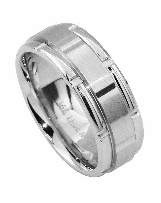 TRUE KNOTS TRUE MAN-502DCW Wedding Ring photo
