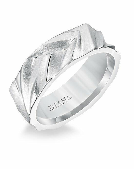 Diana 11-N17W100-G Wedding Ring photo