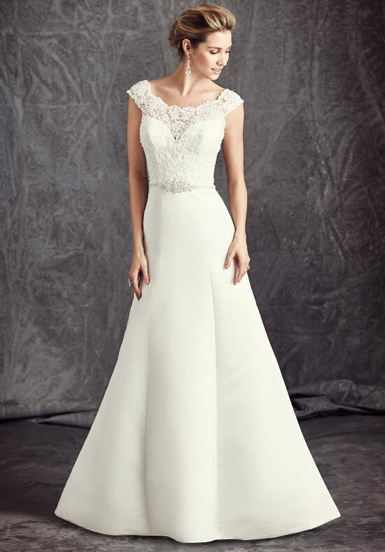Kenneth Winston: Ella Rosa Collection BE296 Wedding Dress photo