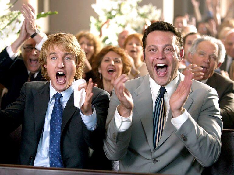 Owen Wilson, Vince Vaughn Wedding Crashers quotes
