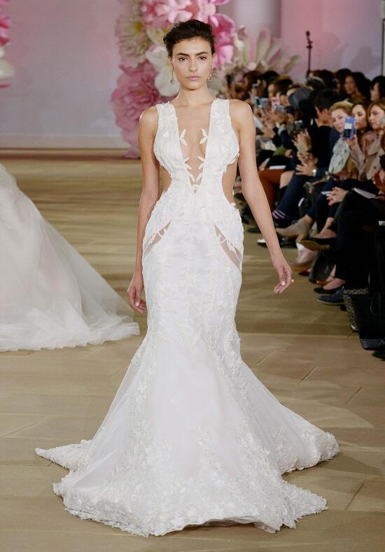 Ines Di Santo Vision Wedding Dress photo
