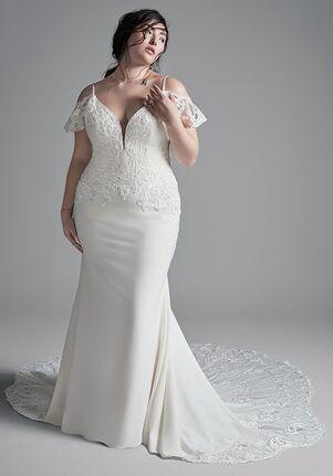 Sottero and Midgley BRACKEN LYNETTE Sheath Wedding Dress