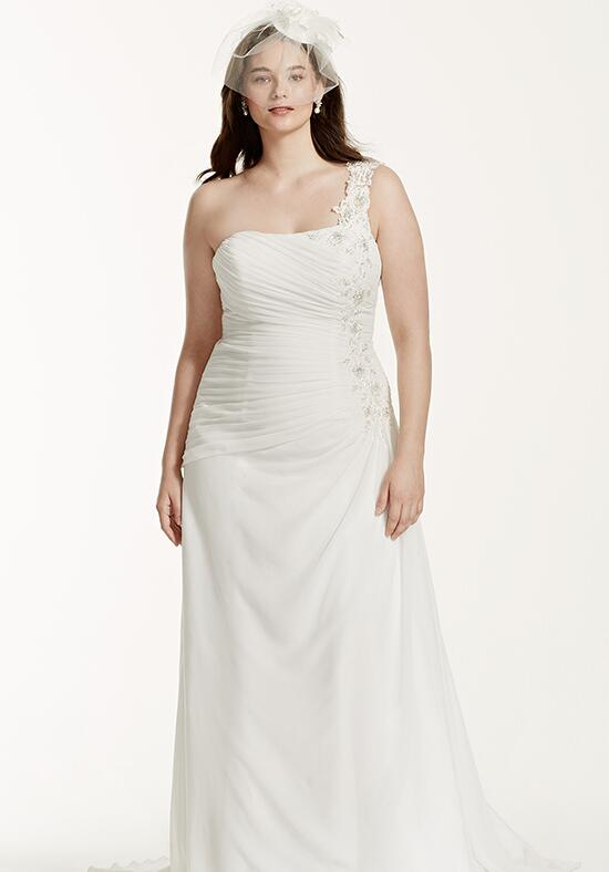 David's Bridal David's Bridal Woman Style 9V3398 Wedding Dress photo