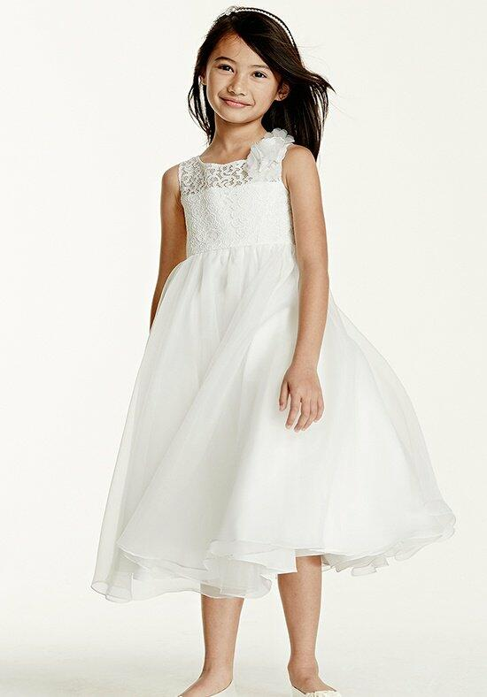 David's Bridal Juniors LK1345 Flower Girl Dress photo