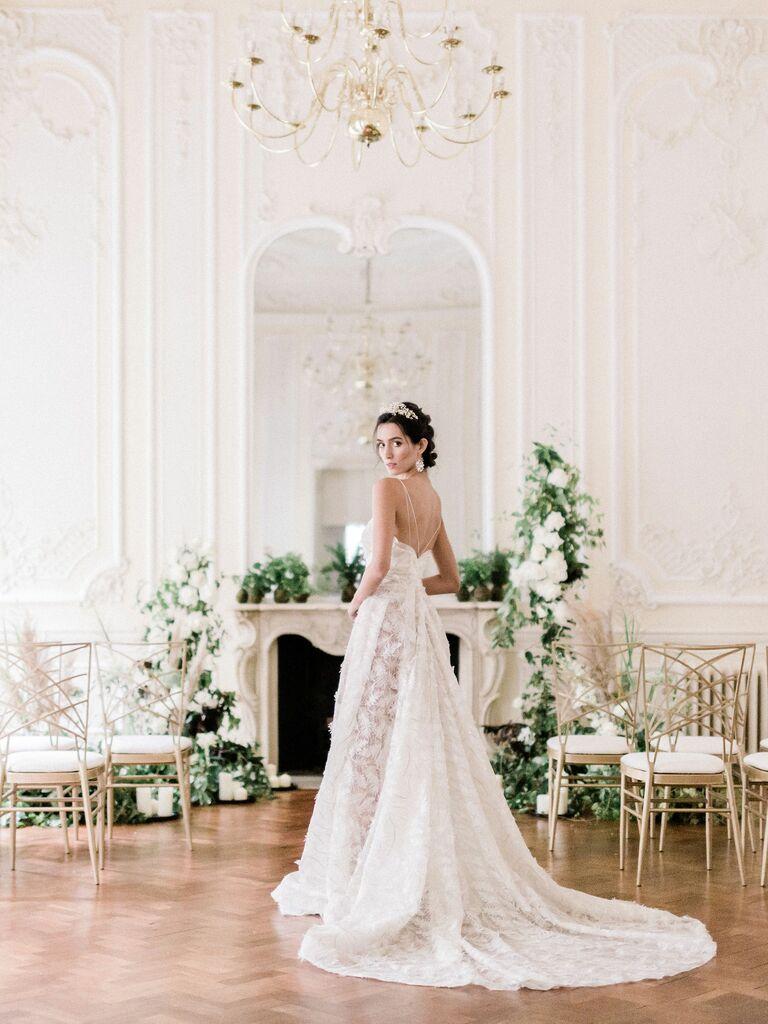 Cynthia Grafton-Holt wedding dress