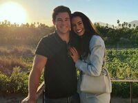 adam devine wife chloe bridges wedding married