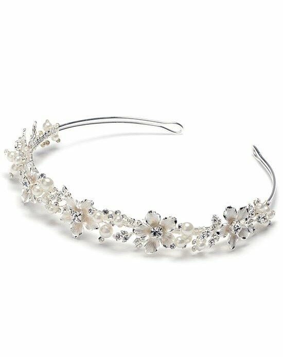 USABride Penelope Pearl Headband TI-125 Wedding Pins, Combs + Clips photo