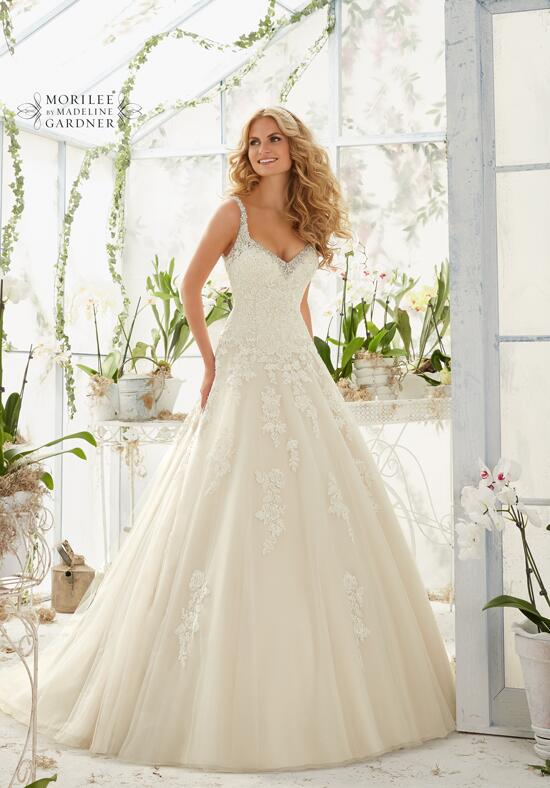 Mori Lee by Madeline Gardner 2811 Wedding Dress photo