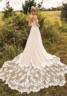 Lillian West 66200 A-Line Wedding Dress