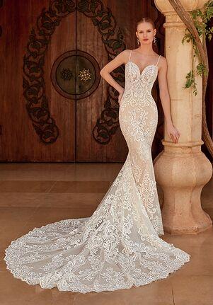 Demetrios 200128 Mermaid Wedding Dress