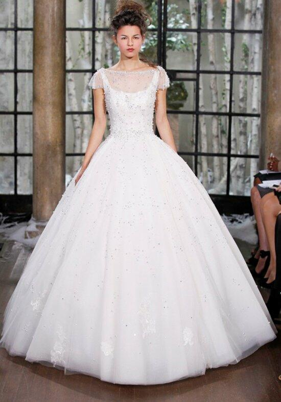 Ines Di Santo Cologne Wedding Dress photo