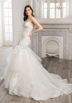 ÉTOILE Cerise Mermaid Wedding Dress