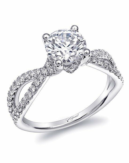 Coast Diamond Charisma Collection - LC10122 Engagement Ring photo