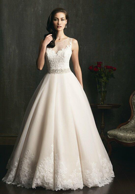 Allure Bridals 9073 Wedding Dress photo